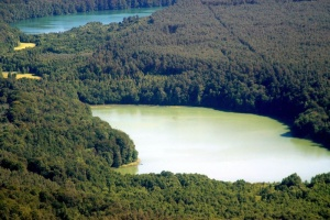 Jezioro Krąpsko Małe