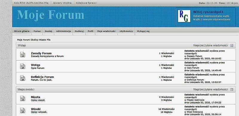 Moje Forum Okolicy Miasta Piła